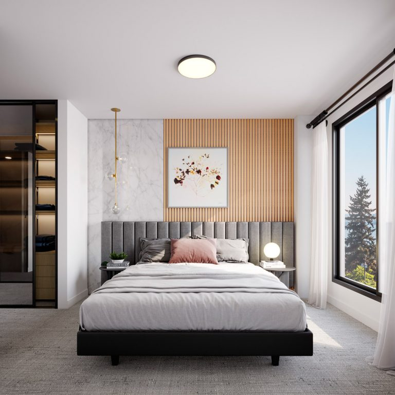 INNOVA Residences Bedroom